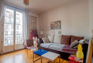 Canal Saint Martin Paris 10° 1 bedroom Apartment