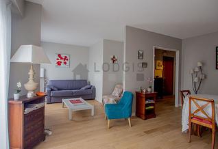 Квартира Rue Des Annelets Париж 19°