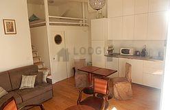 頂樓公寓 巴黎5区 - 雙層床鋪