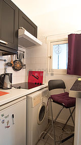 Apartment Paris 19° - Kitchen
