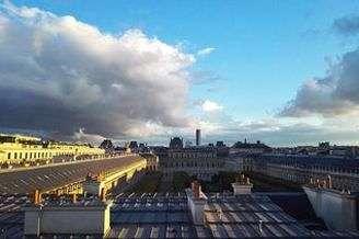 Louvre – Palais Royal Paris 1° 1 quarto Apartamento