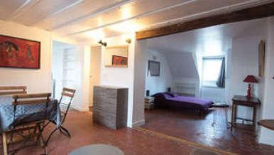 Paris 10° studio