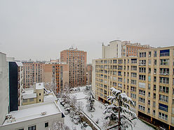 Apartamento Paris 20° - Terraça