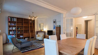 Квартира Avenue Parmentier Париж 11°