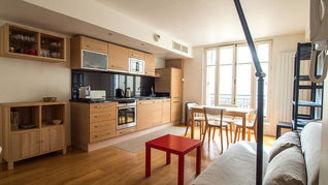 公寓 Rue Des Deux Ponts 巴黎4区
