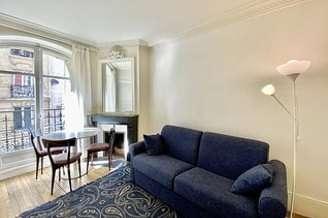 Alésia Париж 14° 1 спальня Квартира