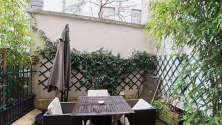 Apartamento París 18° - Terraza