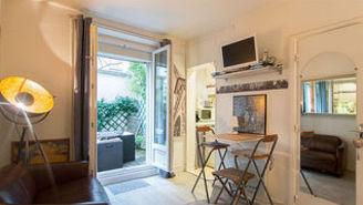 Wohnung Rue Burq Paris 18°