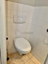 Apartment Paris 5° - Toilet