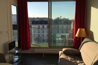 Квартира Quai Louis Blériot Париж 16°