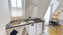 アパルトマン パリ 15区 - キッチン