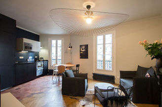 Auteuil Paris 16° 2 Bedroom Apartment