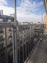 アパルトマン パリ 11区 - テラス