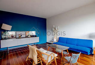 Gambetta Paris 20° 3 bedroom Apartment