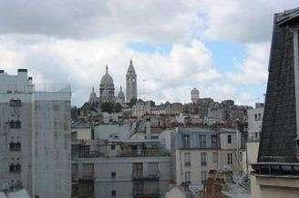 Porte de Clignancourt Париж 18° 1 спальня Квартира