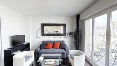 Levallois-Perret 1 bedroom Apartment