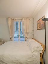 Дуплекс Париж 10° - Спальня