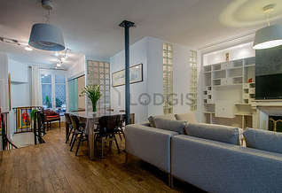 Paris Duplex rentals | Furnished and long-term rentals in Paris | LODGIS