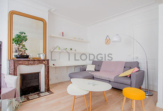 Wohnung Rue Humblot Paris 15°