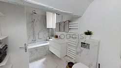 Apartment Paris 4° - Bathroom