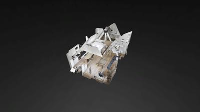 Квартира Париж 4° - Интерактивный план
