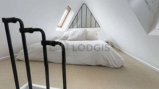 Chambre très calme pour 1 personnes équipée de 1 lit(s) d'appoint de 0cm
