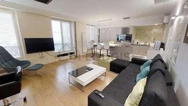 Châtelet – Les Halles París 1° 1 dormitorio Apartamento