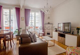 Appartement Rue Vasco Da Gama Paris 15°