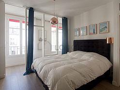 Apartamento París 8° - Dormitorio