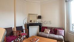 Квартира Париж 14° - Гостиная