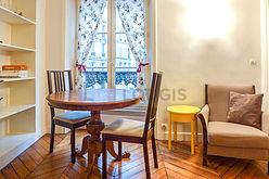 Wohnung Paris 6° - Wohnzimmer