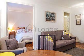Notre Dame des Champs París 6° 1 dormitorio Apartamento