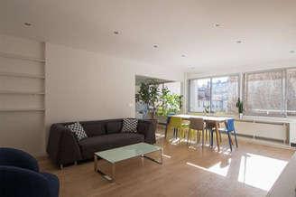 Canal Saint Martin Paris 10° 2 quartos Apartamento
