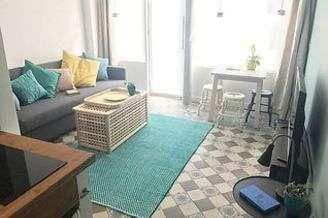 Pigalle – Saint Georges Paris 9° Estúdio com espaço dormitorio