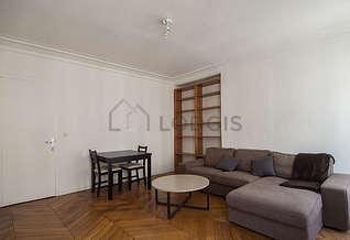 Ternes – Péreire 巴黎17区 2個房間 公寓