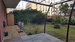 公寓 Seine st-denis - 花园