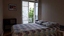 Квартира Val de marne - Спальня
