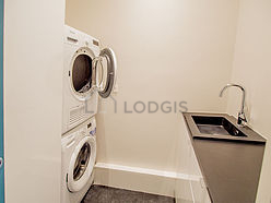 Apartamento Paris 5° - Laundry room