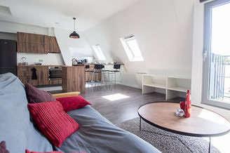 Bercy Paris 12° 2 bedroom Apartment