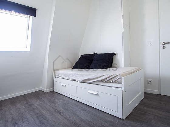 Chambre calme pour 2 personnes équipée de 1 lit(s) gigogne de 160cm