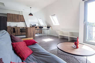 Bercy Paris 12° 2 Schlafzimmer Wohnung