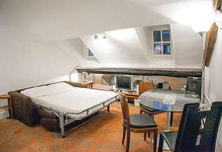 Hôtel de Ville – Beaubourg 巴黎4区 1个房间 公寓