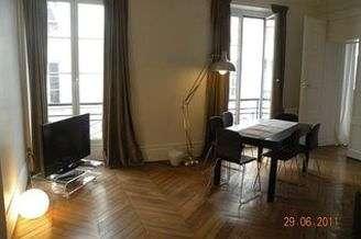 Opéra – Grands Magasins Paris 9° 2 Schlafzimmer Wohnung