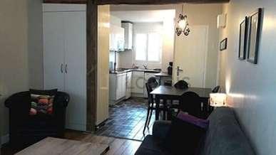 Jardin des Plantes Париж 5° 2 спальни Квартира