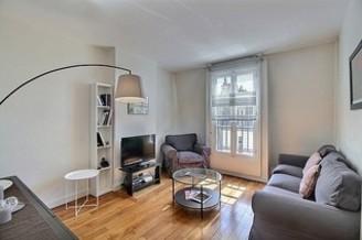 Wohnung Rue Barye Paris 17°