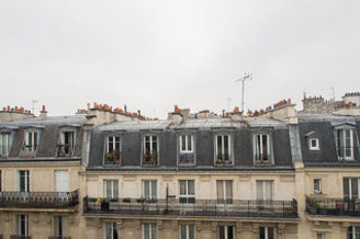 Квартира Rue Pache Париж 11°