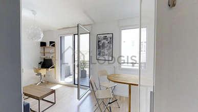 Porte de Versailles Paris 15° studio