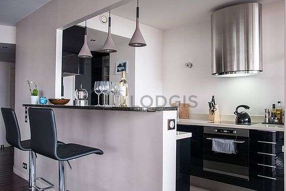 Great kitchen of 8m²