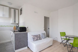 公寓 Rue Bellot 巴黎19区