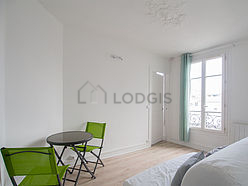 Квартира Париж 19° - Гостиная